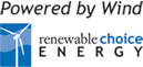 Powered By Wind - Renewable Choice Energy